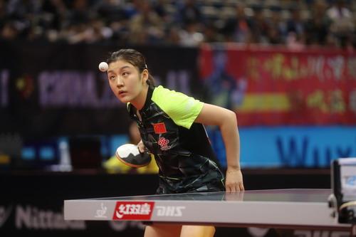 Chen Meng thua trắng 3 ván trong trận chung kết trước Miu Hirano