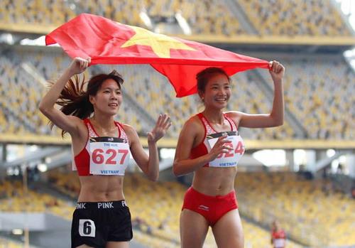 SEA Games ngày 25-8: Kình ngư 15 tuổi Kim Sơn tạo 2 cú sốc - Ảnh 14.