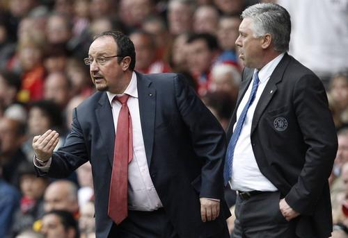 Benitez và Ancelotti chung số phận vì sa lầy ở Mestalla