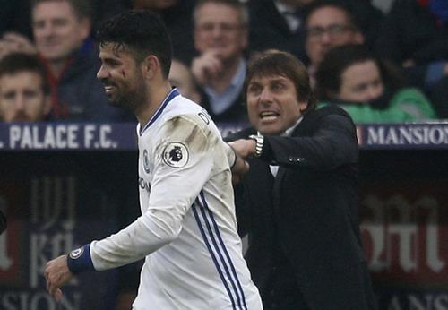 HLV Conte góp phần cải hóa Costa