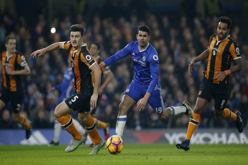 Diego Costa tái xuất và ghi bàn cho Chelsea