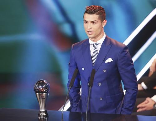 Danh hiệu cao quý thuộc về Ronaldo