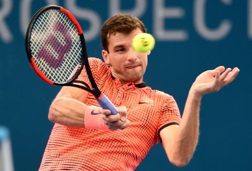 Sharapova thua sốc Halep, Dimitrov hạ gục Del Potro - Ảnh 5.
