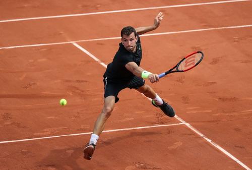 Roland Garros 2017: Số 1 thế giới bị loại trận mở màn - Ảnh 6.