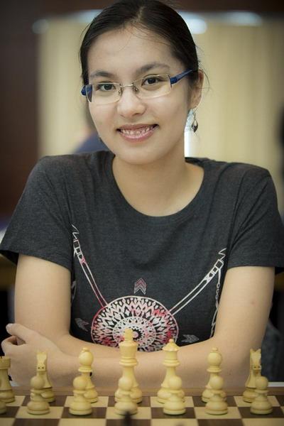 Dinara Saduakassova xếp hạng 44 thế giới