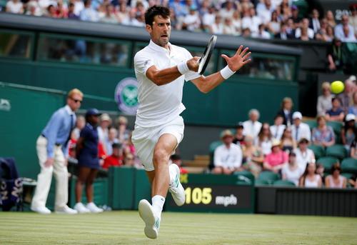 Federer tốc hành lập kỷ lục, Djokovic vào vòng 2 Wimbledon - Ảnh 4.