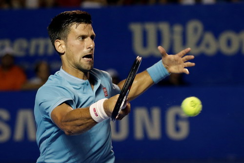 Djokovic trở thành cựu vương Miami khi bóng chưa lăn