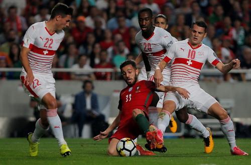 Ngược dòng ngoạn mục, Bồ Đào Nha đoạt vé đến World Cup - Ảnh 1.