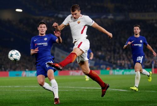 Rượt đuổi tỉ số ở Stamford Bridge, Chelsea thoát hiểm trước AS Roma - Ảnh 6.