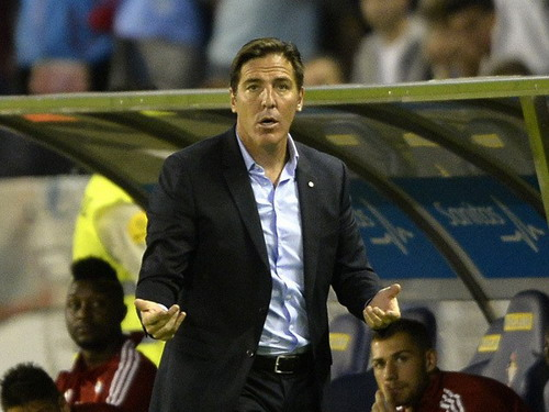 HLV Berizzo quyết đưa Celta Vigo lật đổ Real Madrid