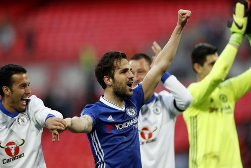 Niềm vui của Chelsea