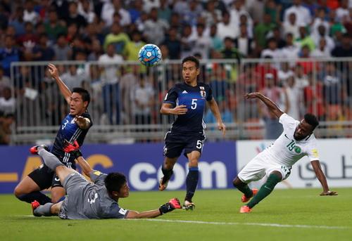 Hàn Quốc, Ả Rập Saudi giành vé đến World Cup - Ảnh 3.
