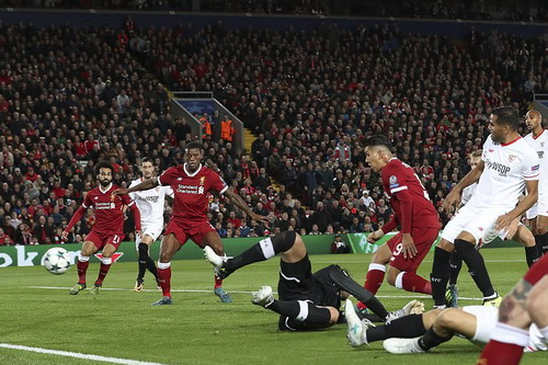 Công làm thủ phá, Liverpool mất thắng ở Anfield - Ảnh 3.