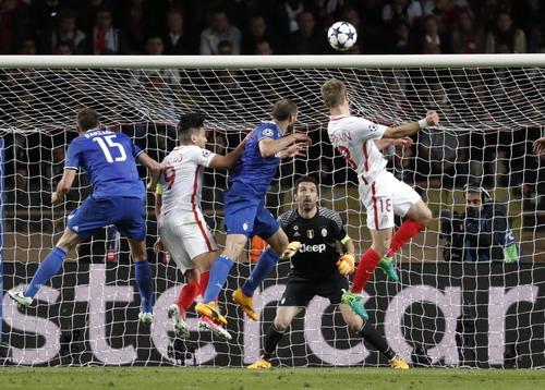 Nỗ lực của Germain và Monaco bất thành