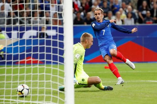 Mbappe-Lemar tỏa sáng, Pháp vùi dập Hà Lan ở Paris - Ảnh 2.