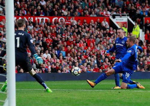 Bùng nổ 7 phút, Man United vùi dập Everton tại Old Trafford - Ảnh 5.