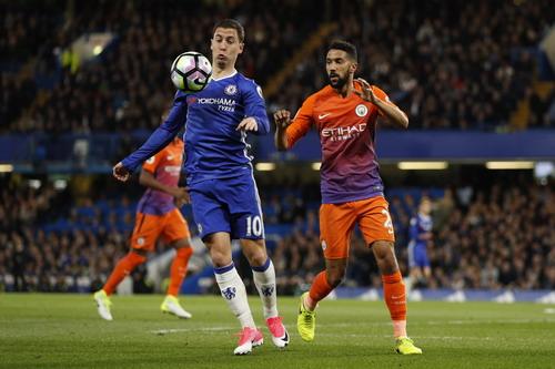 Eden Hazard lập cú đúp, Chelsea giành 3 điểm ở Stamford Bridge