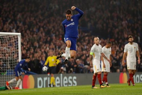 Rượt đuổi tỉ số ở Stamford Bridge, Chelsea thoát hiểm trước AS Roma - Ảnh 4.
