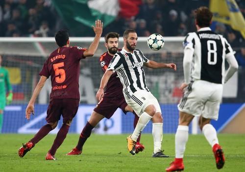 Juventus – Barcelona: Hòa nghẹt thở ở Turin - Ảnh 4.