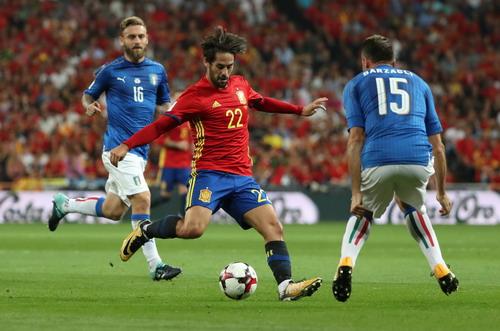 Tây Ban Nha – Ý: Người hùng Isco và 2 siêu phẩm - Ảnh 4.