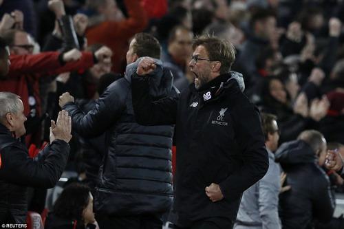 Jurgen Klopp tự tin Liverpool sẽ còn tạo nhiều bất ngờ