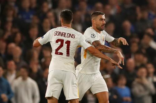 Rượt đuổi tỉ số ở Stamford Bridge, Chelsea thoát hiểm trước AS Roma - Ảnh 5.