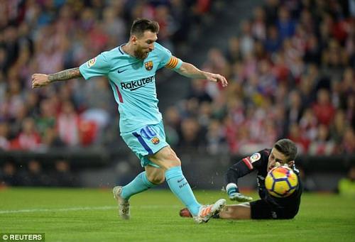 Messi giúp Barcelona hạ đội bóng cũ của HLV Valverde - Ảnh 3.