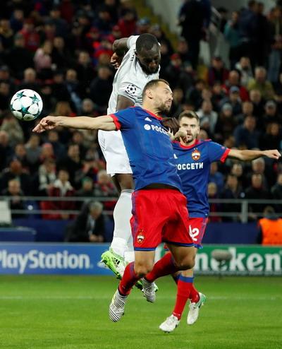 Man United đè bẹp CSKA Moscow, Chelsea thắng nhẹ nhàng Atletico Madrid - Ảnh 2.