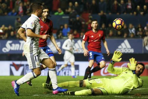 Lucas Vazquez ấn định chiến thắng 3-1 cho Real Madrid