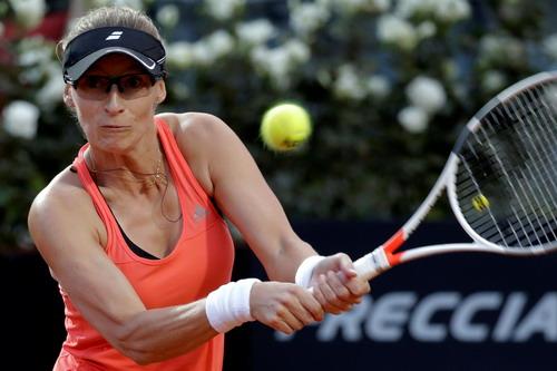 Mất suất đến Pháp, Sharapova bỏ cuộc ở Rome Open - Ảnh 4.