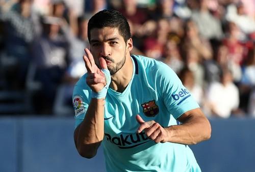 Barcelona vùi dập Leganes, derby Madrid đậm mùi bạo lực - Ảnh 2.
