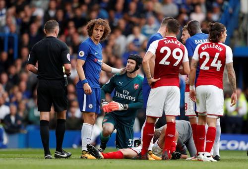 Đại chiến không bàn thắng, Arsenal chia điểm với Chelsea - Ảnh 6.