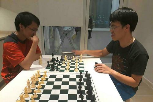 Hạ kình địch Trung Quốc, Quang Liêm - Trường Sơn vô địch cờ chớp - Ảnh 1.