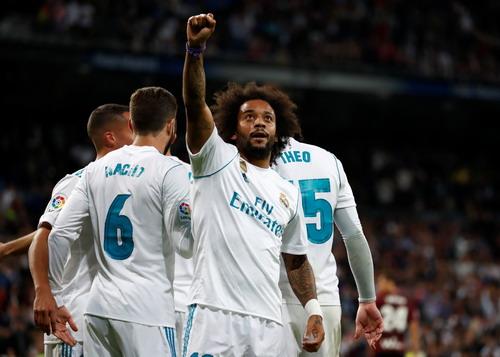 Ronaldo tịt ngòi, Real Madrid tiếp mạch thắng ấn tượng - Ảnh 5.