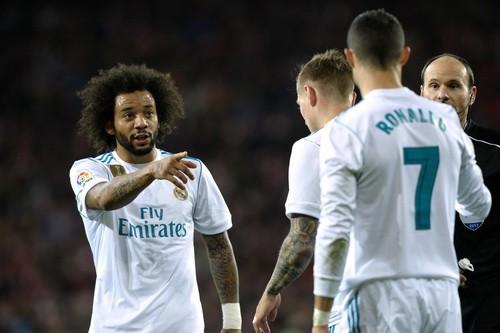 Ramos lập kỷ lục thẻ đỏ, Real Madrid gần hết cơ hội vô địch - Ảnh 4.