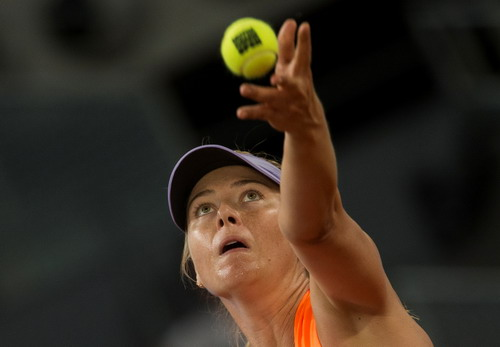 Sharapova thua Bouchard, Madrid Open dậy sóng bảng nữ - Ảnh 3.