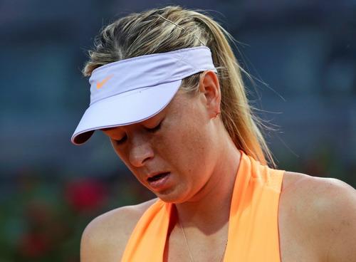 Mất suất đến Pháp, Sharapova bỏ cuộc ở Rome Open - Ảnh 3.