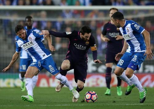 Messi tiếp tục là động lực của Barcelona..
