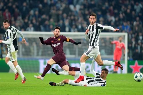 Juventus – Barcelona: Hòa nghẹt thở ở Turin - Ảnh 3.