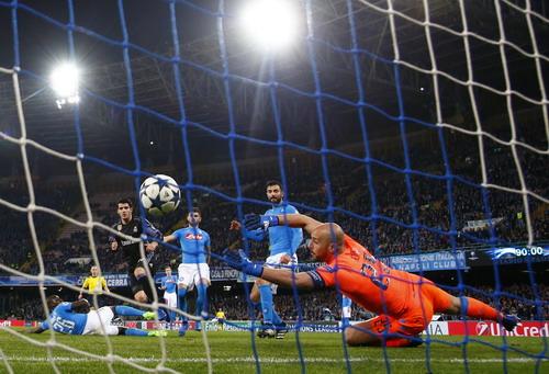 Morata ghi bàn ấn định tỉ số 3-1 ở phút bù giờ