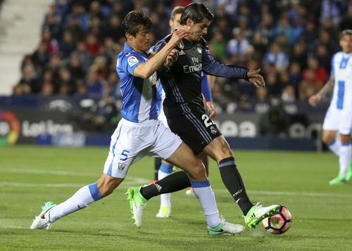 Alvaro Morata suýt có cú hat-trick cho riêng mình