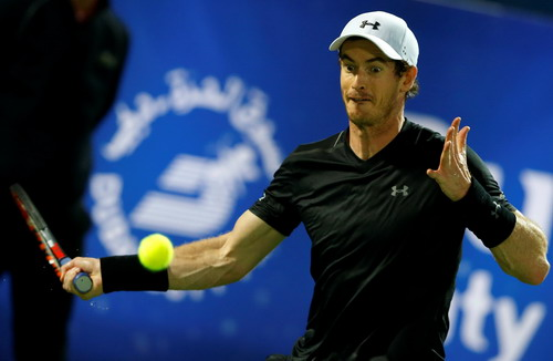 Andy Murray tan vỡ giấc mộng đăng quang ở Indian Wells