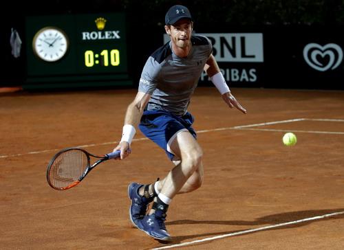 Mất suất đến Pháp, Sharapova bỏ cuộc ở Rome Open - Ảnh 6.