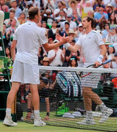 Murray thua sốc ở tứ kết, Djokovic bỏ cuộc - Ảnh 4.