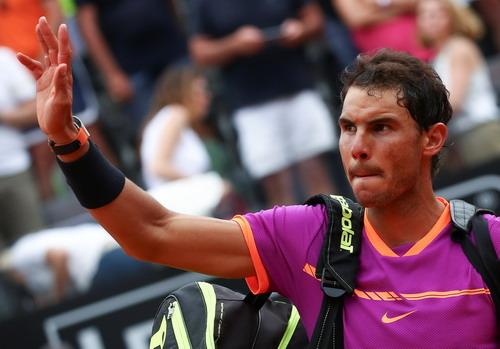 Dominic Thiem quật ngã vua Nadal ở Rome Open - Ảnh 4.