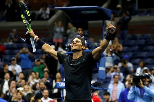 Federer thoát hiểm, Nadal vào vòng 3 Mỹ mở rộng - Ảnh 5.