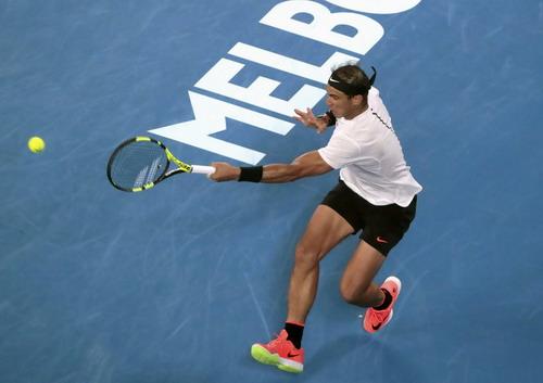 Rafael Nadal vào chung kết Grand Slam sau 3 năm