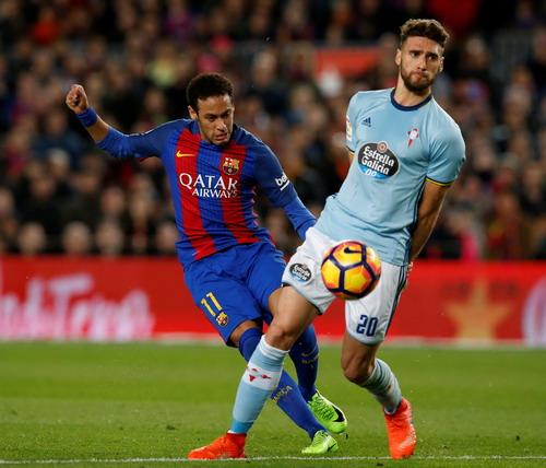 Neymar ghi bàn ở hai trận liên tiếp sau thời gian dài tịt ngòi