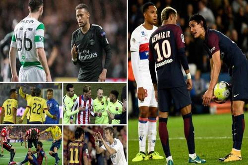 Tiết lộ sốc: Neymar – trùm gây hấn - Ảnh 1.
