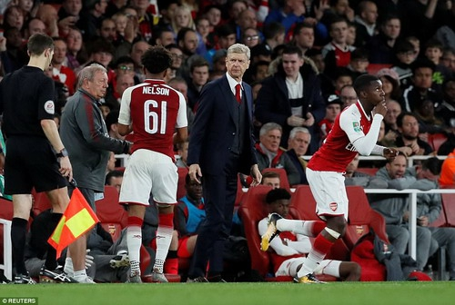 Man United hồi sinh ở League Cup, sao 18 tuổi giải cứu Arsenal - Ảnh 3.